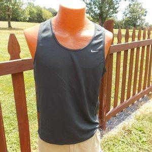Nike Dri Fit Mens Tank Top Shirt Size Large